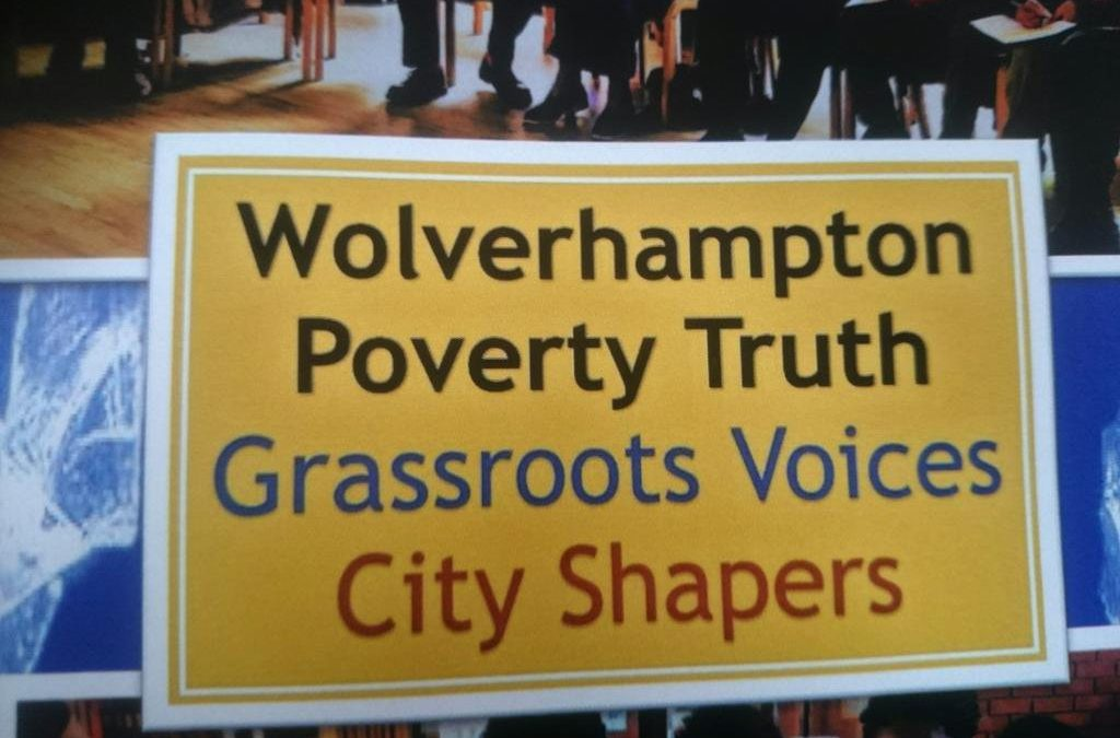 Inclusive Economy Case Study 13 – Wolverhampton Poverty Truth