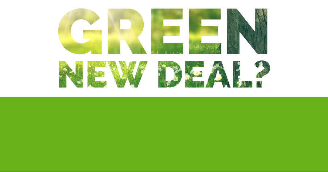 Could a Green New Deal work in the UK?